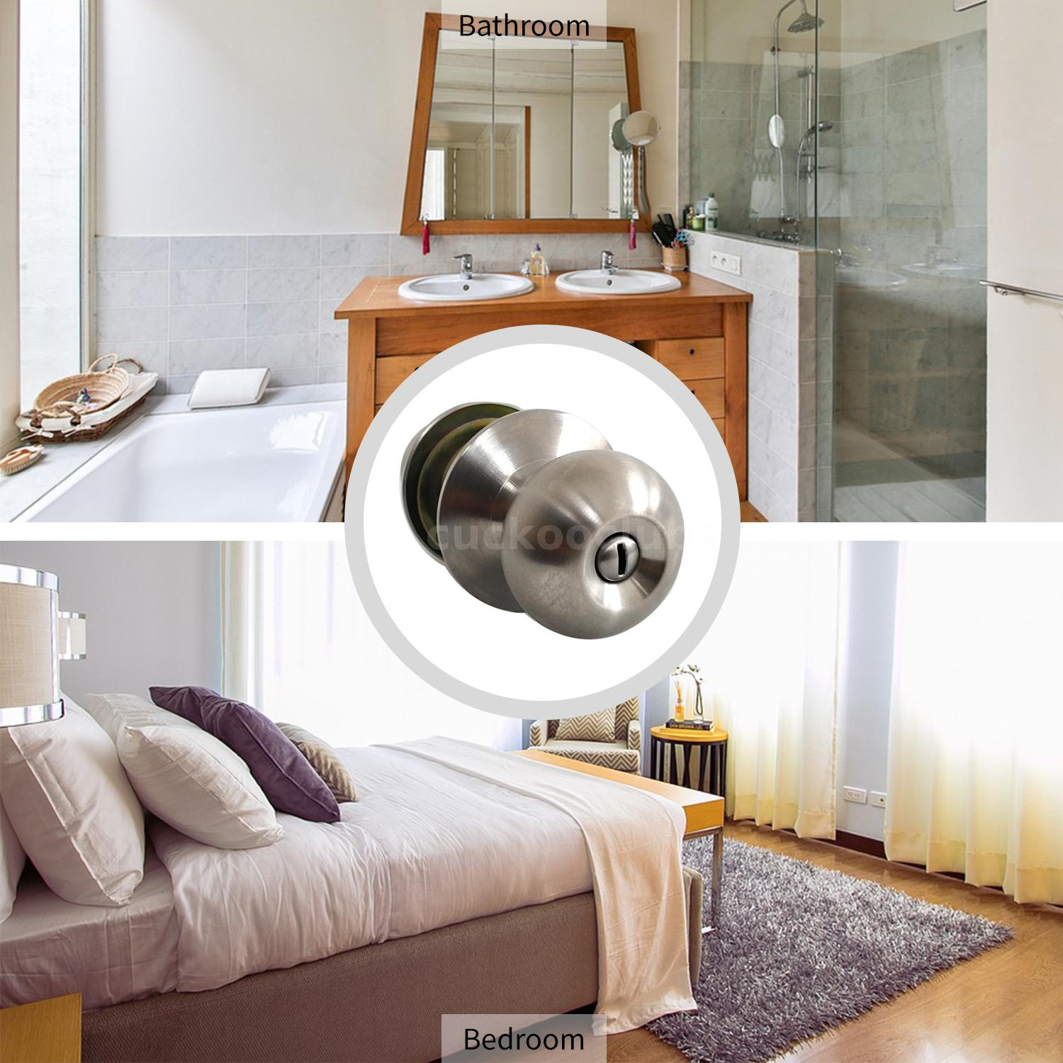 Bathroom LED Anti-Fog Mirror Front Make-Up Wall Light Toilet Vanity Lamps J5A2